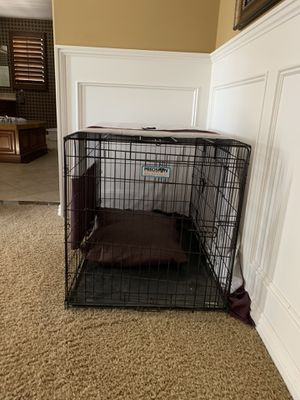 XL dog crate for Sale in Murrieta, CA