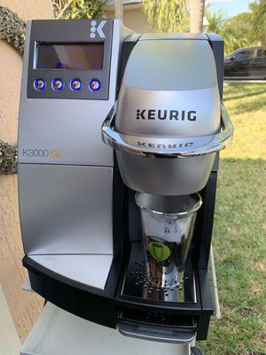 Keurig coffee maker k 3000SE for Sale in Pembroke Pines, FL
