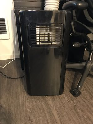 Royal Sovereign International 10,000 Portable Air Conditioner eight remote for Sale in Seattle, WA