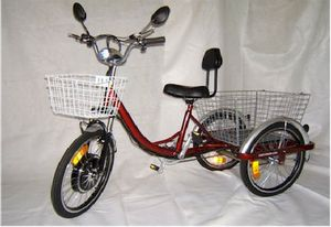 Cozytrike electric tricycle for Sale in Miami, FL