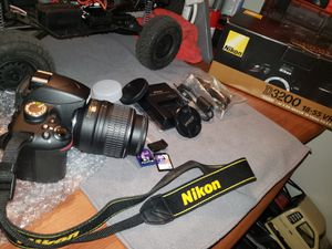 Nikon D3200 for Sale in Roy, WA
