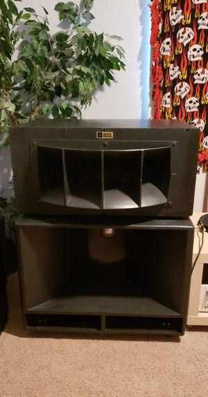 🇺🇸 Vintage Altec Lansing Speaker System / Trades Considered for Sale in Maricopa, AZ