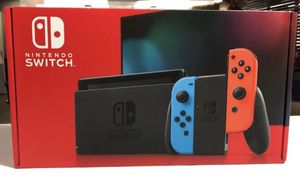 ** BRAND NEW ** NINTENDO SWITCH V2 NEON for Sale in Los Angeles, CA