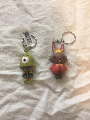 Disney keychains for Sale in Farmington, UT