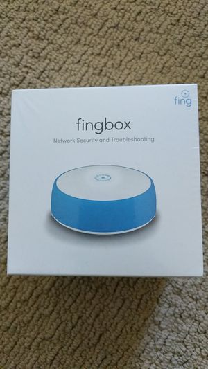Fingbox Home Network Monitor for Sale in Moraga, CA