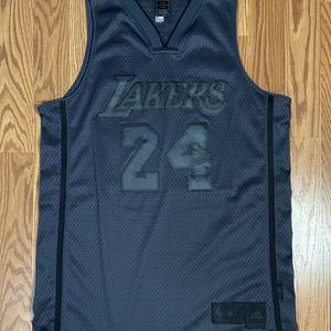 Kobe Bryant Lakers Black Mamba Adidas Swingman Medium for Sale in Los Angeles, CA