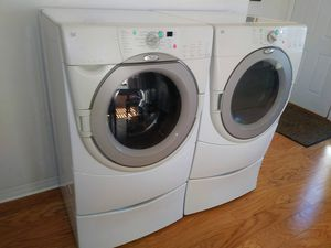 Whirlpool Duet Super Capacity Washer and Dryer set for Sale in Winter Haven, FL