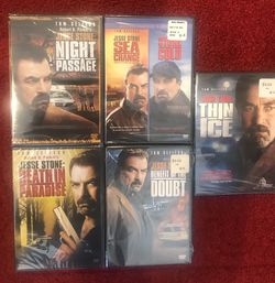 Jesse Stone Movie Collection - NEW Unopened for Sale in Acworth,  GA