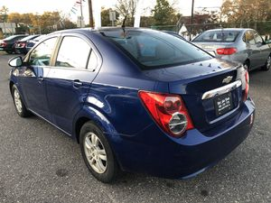 Chevy sonic 2012 LT for Sale in Monroe Township, NJ