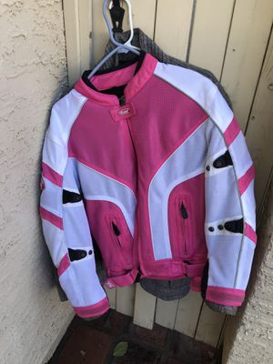 Woman's motorcycle jacket for Sale in Tempe, AZ