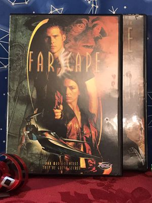 Farscape Entire 18 DVD Series for Sale in St. Louis, MO