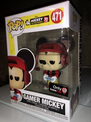 Funko Pop! Disney Gamer Mickey Mouse for Sale in Bay Shore, NY