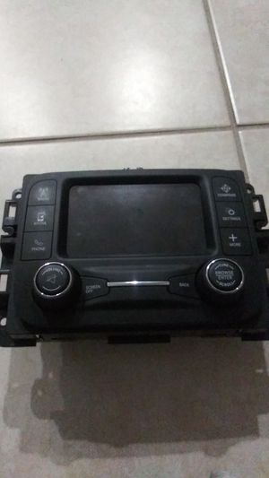 Used, Ra2 Radio with Uconnect for ram 1500 for Sale for sale  Lehigh Acres, FL