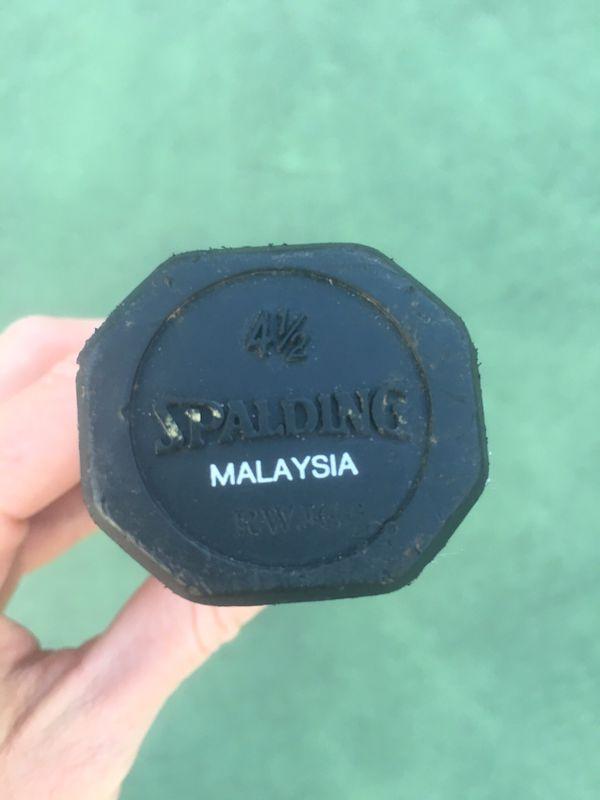 Spaulding Ultima 110 Tennis Racket