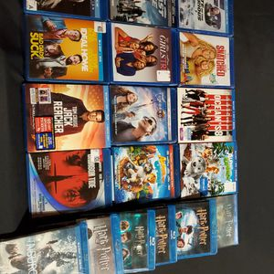 Blu Rays & Dvds for Sale in Fontana, CA