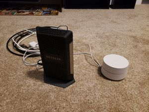 Internet Modem and Router for Sale for Sale in Portsmouth, VA