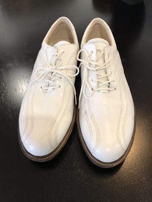 Ecco leather shoes for Sale in Rockville, MD