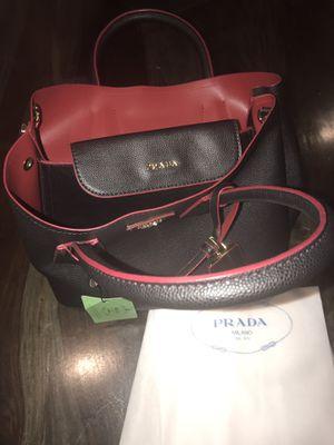 Prada Saffiano Hans Bag for Sale in Kissimmee, FL