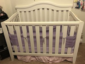 White Crib for Sale in Antioch, CA