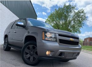 Excellent. Chevrolet Tahoe 2007 LTZ SUV Great Wheels for Sale in Durham, NC