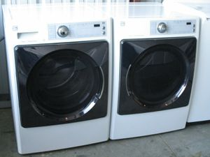 Front load Kenmore elite steam washer and front load Kenmore elite steam dryer electric for Sale in Bedford, TX