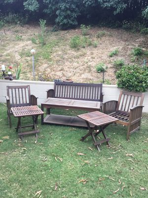 Patio set for Sale in San Diego, CA