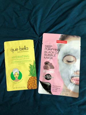 Hydrating and Purifying Face Mask Set for Sale in Surprise, AZ