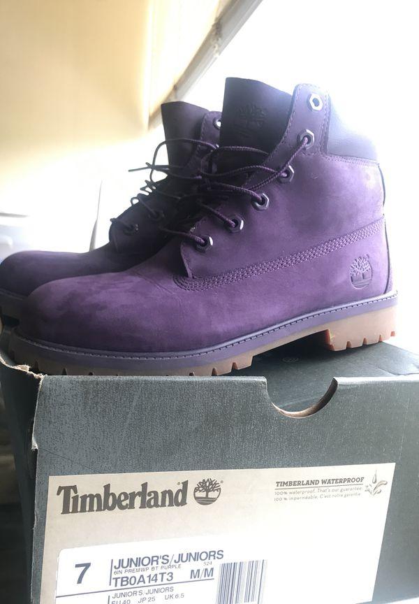 Timberlands *7*