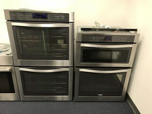 New Whirlpool Double Oven or Oven Microwave Combo for Sale in Phoenix, AZ