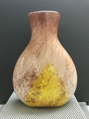 Royal Gallery Made in Poland Art Glass Vase for Sale in Kennesaw, GA