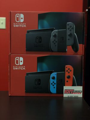 Nintendo switch brand new for Sale in Irving, TX