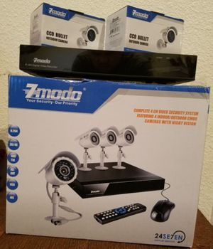 Zmodo H. 264 Digital Video Recorder surveillance system for Sale in Long Beach, CA