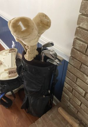 Women's Golf Clubs- barely used for Sale in Raleigh, NC