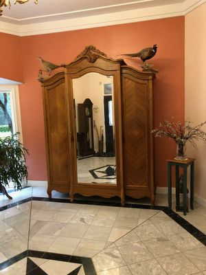 Grand French Armoire for Sale in Duvall, WA