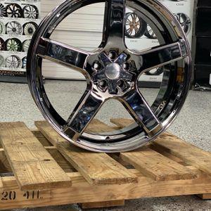 22inch Chrome Luxury Wheels for Sale in St. Petersburg, FL