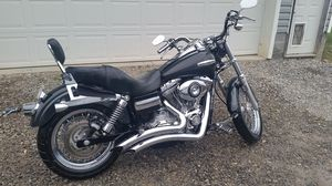 2007 Harley davidson super glide custom for Sale in Bridgeport, WV