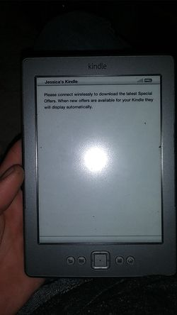 Amazon Kindle 4th generation for Sale in Seffner,  FL