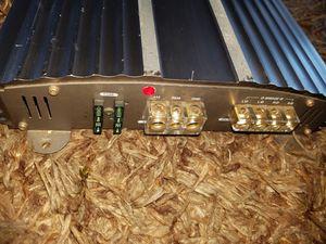 amplifier 540 watts 2 channels for Sale in El Cajon, CA