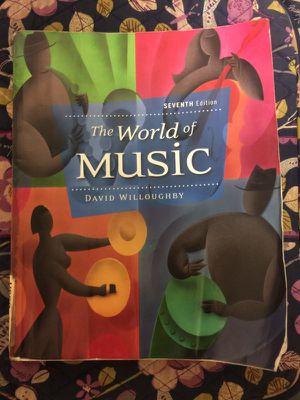 Music Appreciation College Book for Sale in Abilene, TX