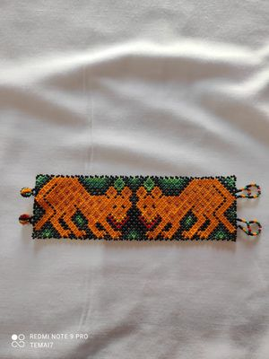 Huichol bracelet. By mexicans artisans for Sale in Oceanside, CA