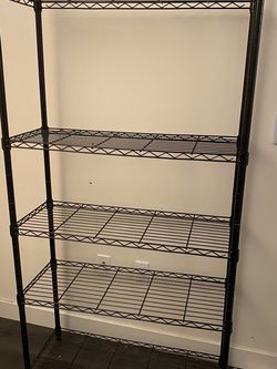 Wire Shelve Unit for Sale in Seattle,  WA