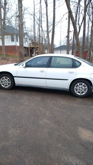 2000 Impala... Need a little TLC... Selling for a Friend OBO for Sale in Reidsville, NC