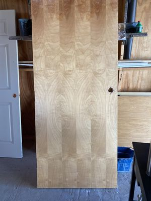 6 Solid wood doors for Sale in Albuquerque, NM