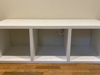 Handmade Solid Wood White Bookcase for Sale in Lake Forest Park,  WA