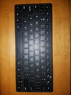 Wireless Keyboard for Tablets, Etc.. for Sale in Litchfield Park, AZ