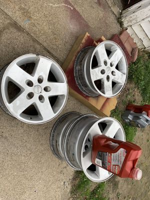 """Jeep wrangler rims size 17"""" for Sale in Cleveland, OH"""