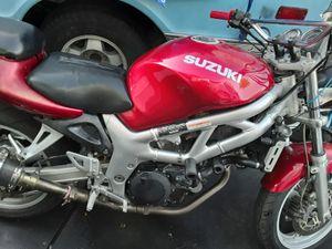 2002 suzuki sv650 5600 miles for Sale in Oakland, CA