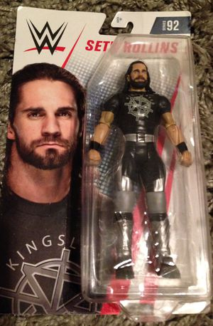 WWE Seth Rollins for Sale in San Jose, CA