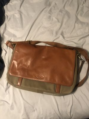 Fossil Messenger Bag for Sale in Dallas, TX