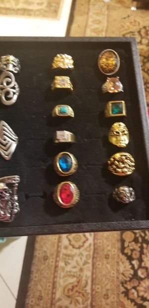 FASHION RINGS LOT for Sale in Fairfax, VA